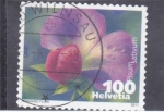 Stamps Switzerland -  flores-