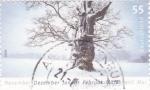 sello : Europa : Alemania : invierno