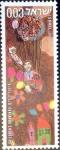 Sellos de Asia - Israel -  Intercambio crxf 0,20 usd 3 a. 1973