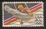 Sellos de America - Estados Unidos -  Juegos Olímpicos de Los Ángeles 1984