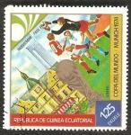 Sellos de Africa - Guinea Ecuatorial -  Copa Mundial de Fútbol de 1974