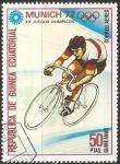 Sellos de Africa - Guinea Ecuatorial -  Juegos Olímpicos de Múnich 1972