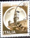Sellos de Europa - Italia -  Intercambio 0,20 usd 10 l. 1980