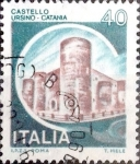Sellos de Europa - Italia -  Intercambio 0,20 usd 40 l. 1980