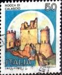 Sellos de Europa - Italia -  Intercambio 0,20 usd 50  l. 1980