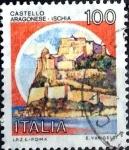 Sellos de Europa - Italia -  Intercambio 0,20 usd 100  l. 1980