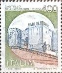Sellos de Europa - Italia -  Intercambio 0,20 usd 400  l. 1980
