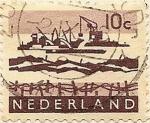 Stamps of the world : Netherlands :  Nederland