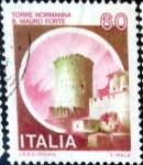 Stamps Italy -  Intercambio nfxb 0,20 usd 60  l. 1980