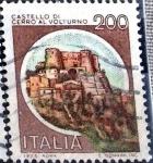 Sellos de Europa - Italia -  Intercambio 0,20 usd 200  l. 1980