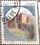 Stamps Italy -  Intercambio 0,20 usd 450 l. 1980