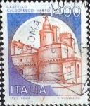 Sellos de Europa - Italia -  Intercambio 0,65 usd 1400 l. 1981