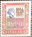 Sellos de Europa - Italia -  Intercambio 0,20 usd 1500 l. 1979
