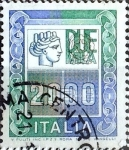 Stamps Italy -  Intercambio 0,20 usd 2000 l. 1979