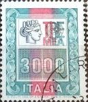 Sellos de Europa - Italia -  Intercambio 0,20 usd 3000 l. 1979