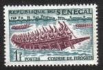 Sellos de Africa - Senegal -  Deportes
