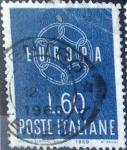 Sellos del Mundo : Europa : Italia : Intercambio jcs 0,20 usd 60 l. 1959