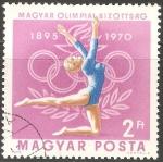 Stamps Hungary -  Comité Olímpico Húngaro