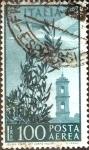 Sellos de Europa - Italia -  Intercambio 0,20 usd 100 l. 1948