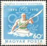 Sellos de Europa - Hungría -  Comité Olímpico Húngaro   Ez a lap egy ellenőrzött változataDetalles Mostrar / Ocultar