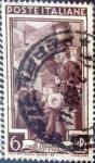 Sellos de Europa - Italia -  Intercambio 0,20 usd 6 l. 1950