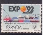 Sellos de Europa - España -  EXPO'92