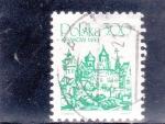 Stamps Poland -  Cracovia-1493
