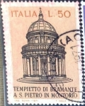 Sellos de Europa - Italia -  Intercambio cr2f 0,20 usd 50 l. 1972