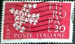 Stamps Italy -  Intercambio 0,20 usd 30 l. 1964