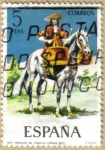 Stamps Spain -  UNIFORMES - Timbalero a Caballo 1677