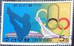 Sellos de Asia - Corea del norte -  Intercambio 0,20 usd 5 ch. 1976