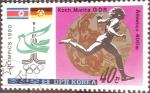 Stamps : Asia : North_Korea :  Intercambio crxf 0,40 usd 40 ch. 1980