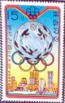 Sellos del Mundo : Asia : Corea_del_norte : Intercambio 0,20 usd 15 ch. 1976