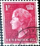 Sellos del Mundo : Europa : Luxemburgo : Intercambio 0,20 usd 1 fr. 1948