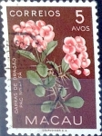 Stamps : Europe : Portugal :  Intercambio 0,20 usd 4 a. 1953