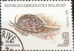 Stamps : Africa : Madagascar :  Intercambio 0,75 usd 675 fr. 1993