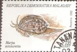 Stamps : Africa : Madagascar :  Intercambio 0,75 usd 675 fr. 1993