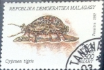 Stamps : Africa : Madagascar :  Intercambio 2,25 usd 2500 fr. 1993