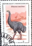Stamps : Africa : Madagascar :  Intercambio 0,20 usd 35 fr. 1995