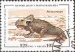 Stamps : Africa : Madagascar :  Intercambio 0,60 usd 525 fr. 1995