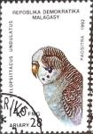 Sellos de Africa - Madagascar -  Intercambio crxf 0,20 usd 140 fr. 1993