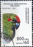 Sellos de Africa - Madagascar -  Intercambio crxf 0,70 usd 800 fr. 1993