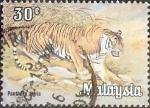 Stamps : Asia : Malaysia :  Intercambio 0,20 usd 30 cent. 1979