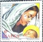 Sellos de Europa - Malta -  Intercambio nf4b 0,40 usd 6 cent. 1999