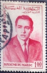 Stamps : Africa : Morocco :  Intercambio 0,20 usd 1 d. 1962