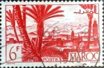 Stamps : Africa : Morocco :  Intercambio 0,20 usd 6 fr. 1947