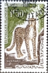 Stamps : Africa : Mauritania :  Intercambio crxf 0,25 usd 1,50 fr. 1963