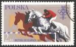 Sellos de Europa - Polonia -  Juegos Olímpicos de Moscú 1980