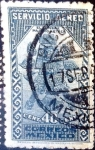 Stamps of the world : Mexico :  Intercambio 0,20 usd 40 cent. 1935