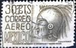 Sellos de America - México -  Intercambio 0,20 usd 30 cent. 1955